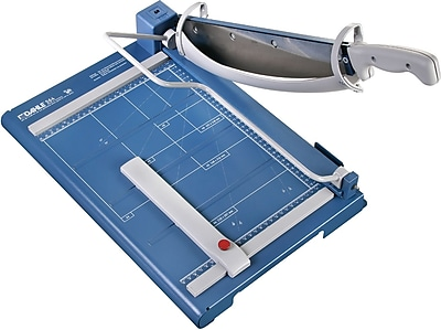 Dahle Premium Guillotine Paper Trimmer with Laser Guide , 14.2