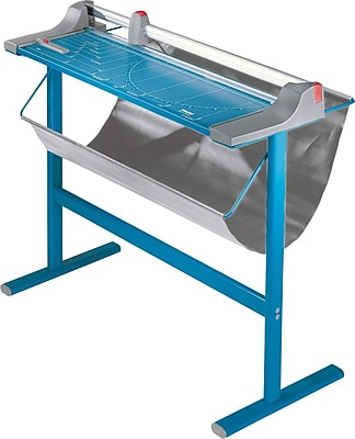 Dahle Large Format Premium Rolling Trimmer with Stand, 36.2