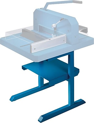 Dahle Stand for Professional Stack Cutter, Blue (718)