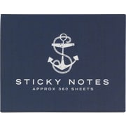 Paperchase Anchors Ahoy Sticky Notes