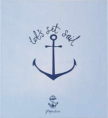Paperchase Anchors Ahoy Photo Album