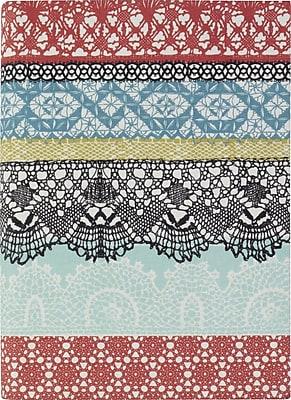 Paperchase Rika Linen Journal, 5.75
