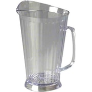 Carlisle 60 oz Crystalite Pitcher, Clear