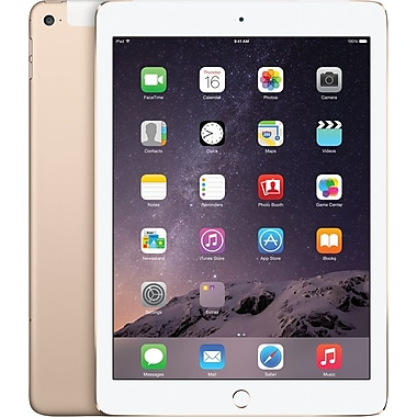 Apple iPad Air 2 with WiFi 16GB, Gold