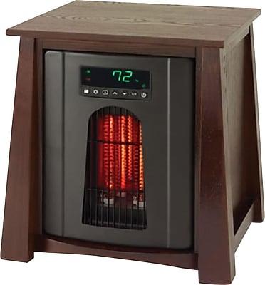 LifeSmart Lifelux 2000sqft Room Infrared Heater with Ionizer