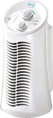 Febreze Mini Tower Hepa-Type Air Purifier, Gray (FHT180W)