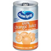 Ocean Spray 100% Orange Juice, 48 count
