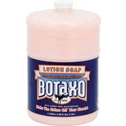 Liquid Lotion Soap, Pink, Floral Fragrance, 1 Gallon Bottle, 4/Ct