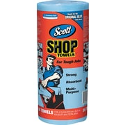 Scott® Shop Towels, 55 Sheets/Roll, 12 Rolls/Case