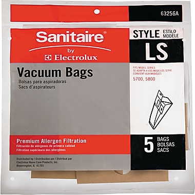 Eureka® Sanitaire Disposable Bags (63256-10)