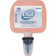 Antimicrobial Foaming Hand Soap, Original, 1.25l, Cassette Refill, 3/Ct
