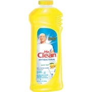 Multi-Surface Antibacterial Cleaner, Summer Citrus Scent, 24 Oz Bottle, 9/Ct