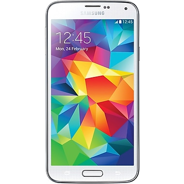 Samsung Galaxy S5 G900A 4G LTE 16GB Unlocked GSM Android Phone - White