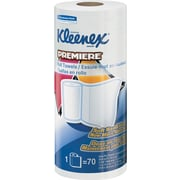 """Kleenex® Premiere* Kitchen Roll Towels, 11"""" x 10 2/5"""", Unscented, 24/Carton (13964)"""