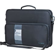 "Targus TKC002 Carrying Case (Briefcase) for 14"" Notebook, Black, Gray"