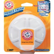 Fridge Fresh Baking Soda, Unscented, 8/Ct