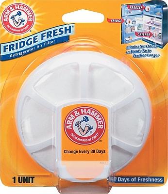 Fridge Fresh Baking Soda, Unscented, 8/Ct