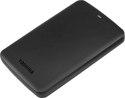 Toshiba Canvio Basics 2TB Portable USB 3.0 External Hard Drive