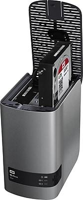 Image of 6TB MY BOOK DUO USB 3.0 DUAL EXTERNAL DRIVE