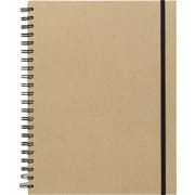 "Paperchase Kraft Five Subject Notebook, 8.25""x11.25"""