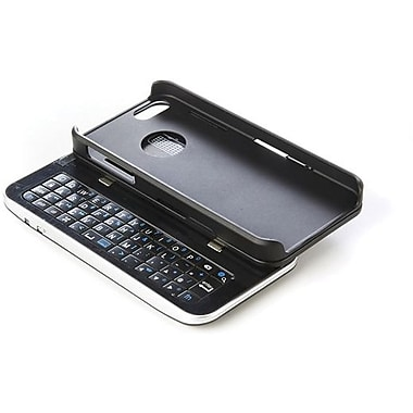 Sliding Bluetooth Keyboard & Detachable Case for iPhone 5