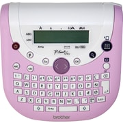 Brother - Étiqueteuse P-Touch PT1290SBVP, rose