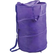 Lavish Home Breathable Pop Up Laundry Clothes Hamper, Purple