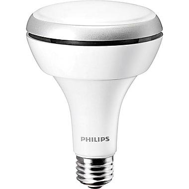 Philips 10 Watt BR30 LED Indoor Flood Light Bulb, Daylight, Dimmable