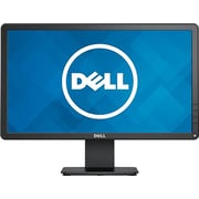 "Dell E2016H 20"" LED-Backlit LCD Monitor, Black"