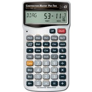 Calculated Industries Construction Master Pro 4080 Trigonometric Hand Held Calculator by