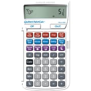 Calculated Industries Quilters FabriCalc 8400 Calculator by
