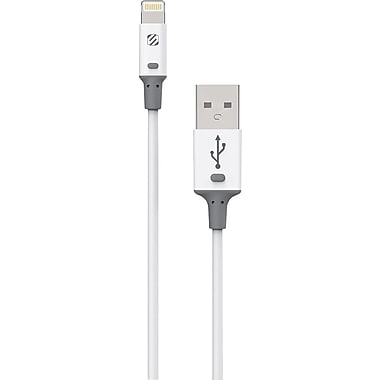Scosche StrikeLINE II Lightning Charge and Sync Cable