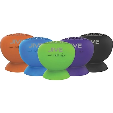 Digital Treasures Lyrix JIVE Bluetooth Water Resistant Speaker