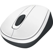 Microsoft USB Wireless Mouse 3500, Glossy White (GMF-00176)