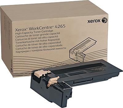 Xerox 4265 Black Toner (106R02734), High Yield