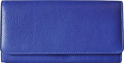 Rogue Campobello Womens Clutch with RFID protection, Blue