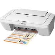 Canon® PIXMA® MG2520 Multifunction Color Inkjet Printer