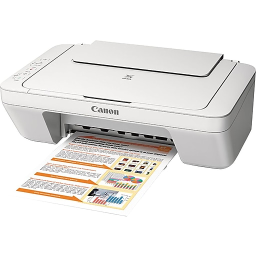 Canon Pixma Mg2520 Multifunction Color Inkjet Printer