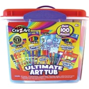 Cra-Z-Art Super Creative Tub 100 Pieces