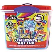 Cra-Z-Art Super Creative Tub 100 Pieces