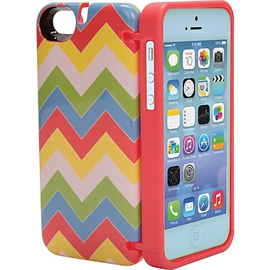 EYN Smartphone Cases for iPhone 5C with Hidden Storage