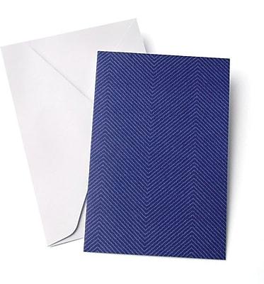 Cartes de notes vierges