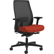 HON® HONLWIM2ACU42 Endorse® Collection Fabric Mesh Back Mid-Back Office Chair with Adjustable Arms, Poppy NEXT2017
