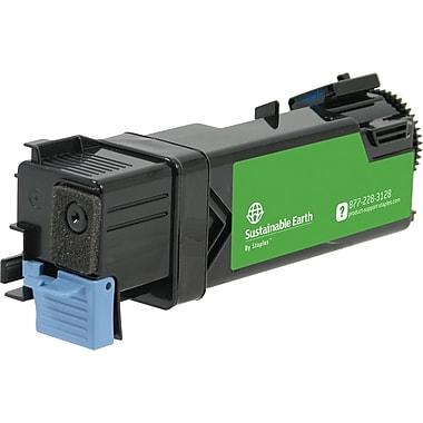 Sustainable Earth by Staples Remanufactured Magenta Toner Cartridge, Dell 2150 (SEBD2150MRDS), High Yield