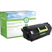 Sustainable Earth by Staples Remanufactured Black Toner Cartridge, Lexmark MS710, (SEBMS710R), High Yield
