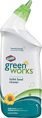 Toilet Bowl Cleaner, 24oz Squeeze Bottle