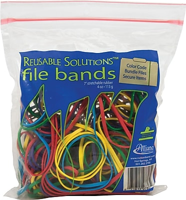 Alliance® File Folder Bands