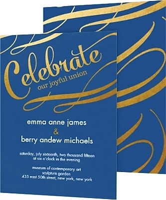 General Party Invitations Staples