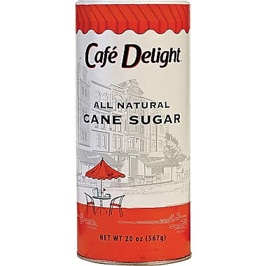 Dixie Crystals Sugar Canister, 20 oz.