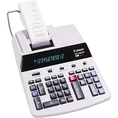 Canon CP1200DII Desktop Printing Calculator